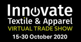 Innovate Textile & Apparel (Virtual Trade Show) 2020