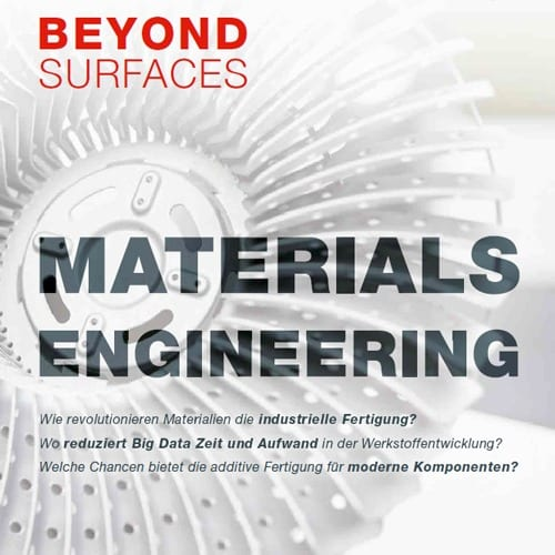 Ausgabe Winter 2018 <br>BEYOND SURFACES