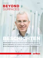 Beyond Surfaces - 2/2018 <br> The customer magazine from Oerlikon Balzers and Oerlikon Metco