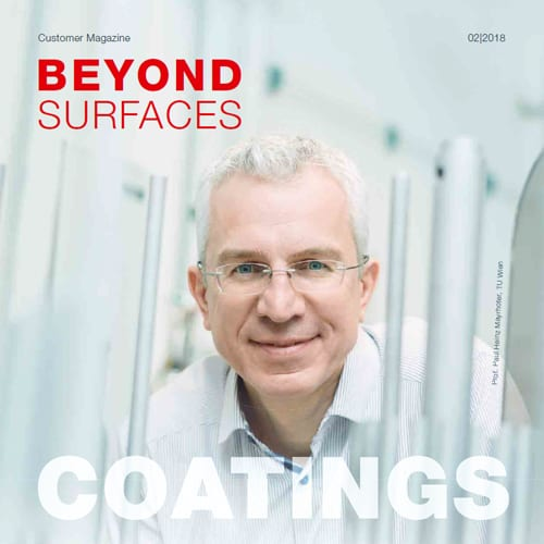 Edition Summer 2018 <br>BEYOND SURFACES