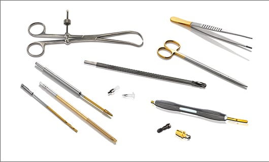 High performance coatings for tools and components