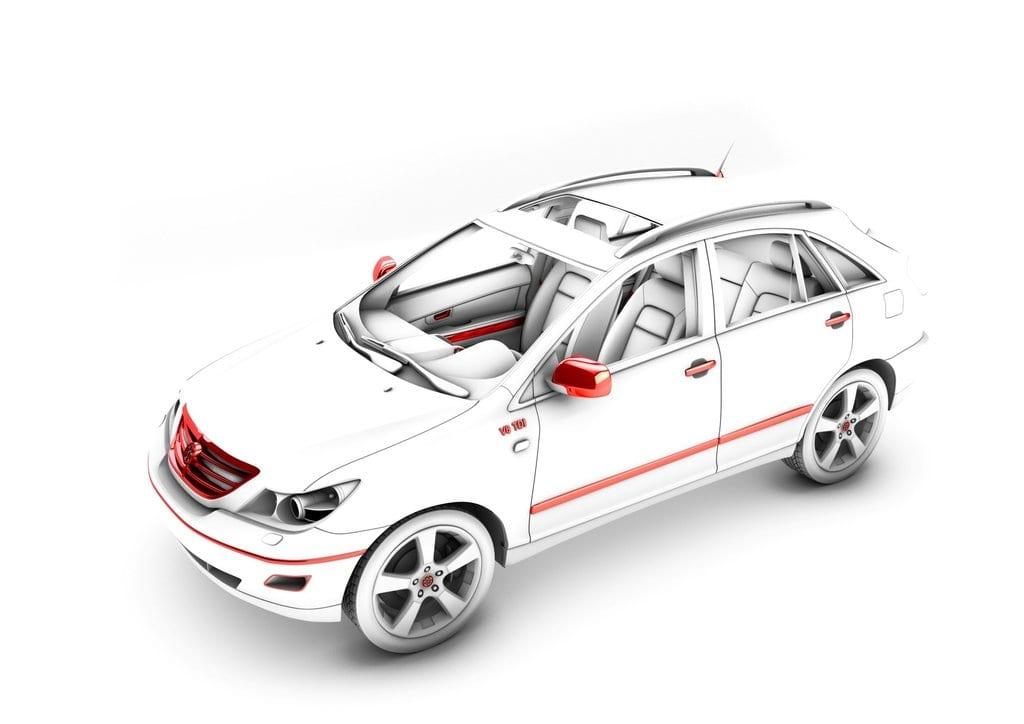 Automotive exterior design oerlikon balzers uk for Car exterior design