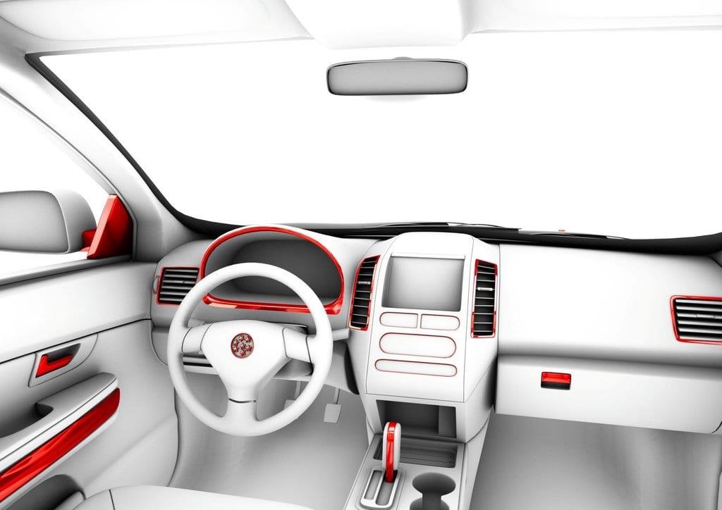 Automobil Interieur-Design « Oerlikon Balzers Deutschland