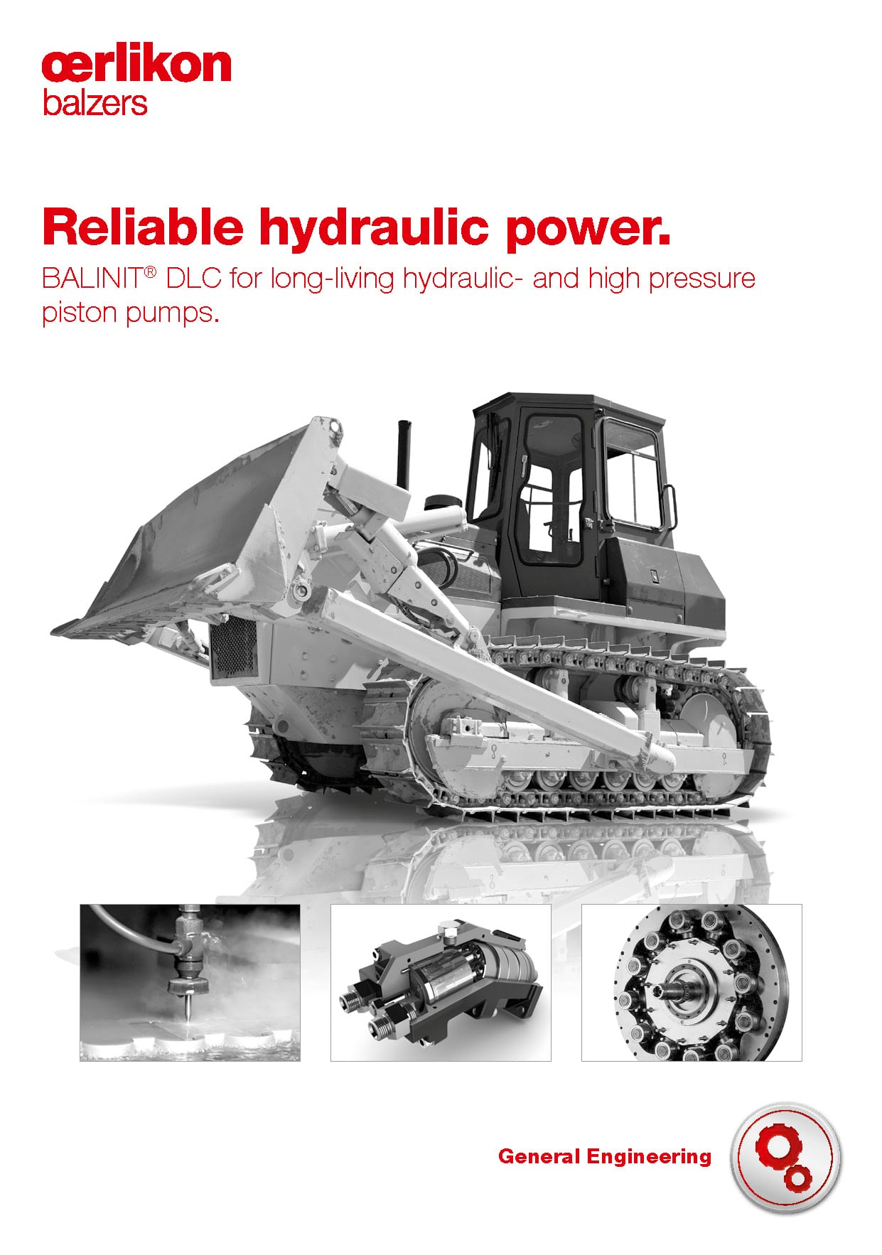 Reliable hydraulic power
