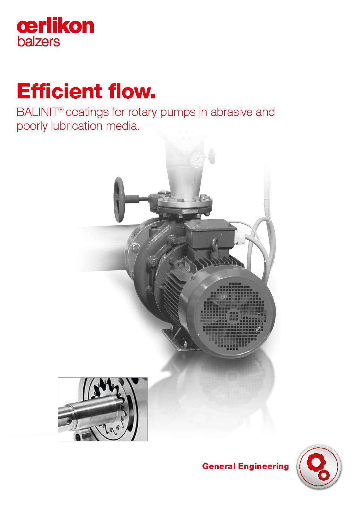 Rotary Pumps - Efficient flow