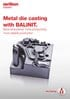 Die casting Overview