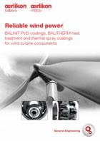 Reliable wind power