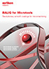 BALIQ®  for Microtools - Revolutionary smooth coatings for micromachining