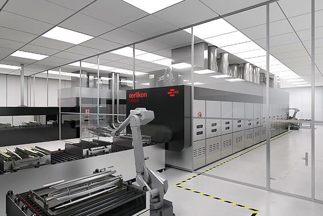 The INUBIA I6 system provides chrome-looking plastic metallisation using Oerlikon Balzers' ePD technology