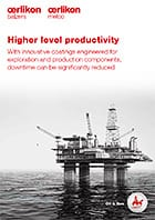 Oil and gas - Higher level productivity