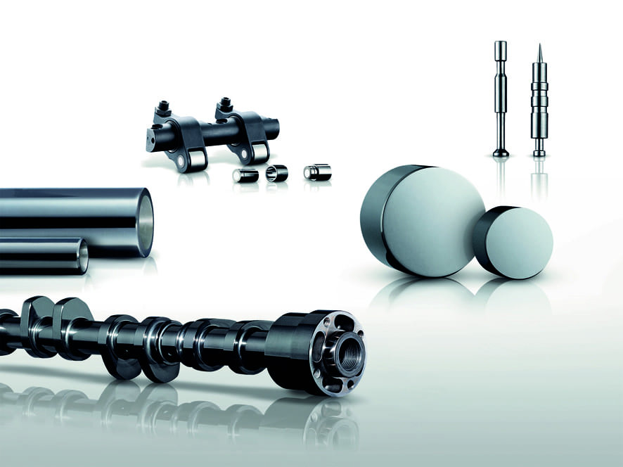 Coated Components Automotive