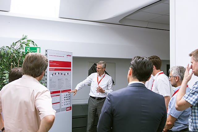 Experts from Oerlikon Balzers, customers and industry thought leaders came together to share their perspectives on what will shape the future of component coatings across a number of different industries