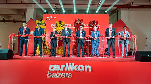 Dongguan ribbon cutting