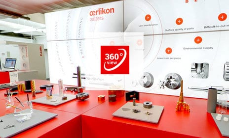 Oerlikon Balzers Showroom