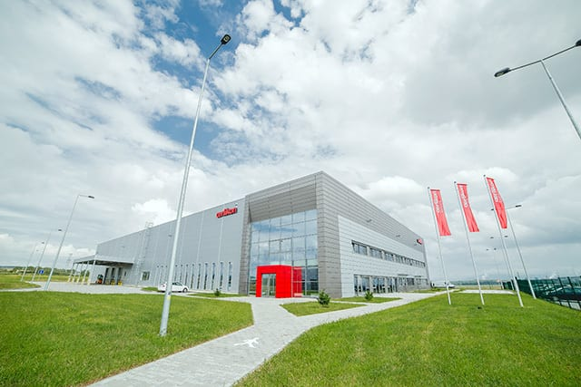 Veľká Ida new production centre