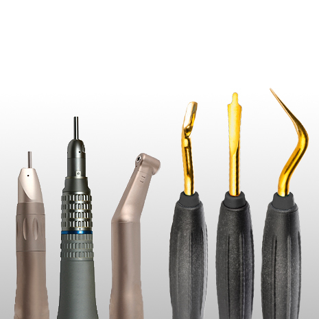 Dental instruments and tools