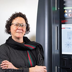 Dr. Mirjam Arndt, Head of