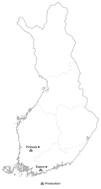 1c1a213c807 Locations Finland « Oerlikon Balzers