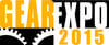Gear Expo 2015 | Detroit, MI (USA)