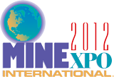 MINExpo International 2012 | Las Vegas, NV (USA)