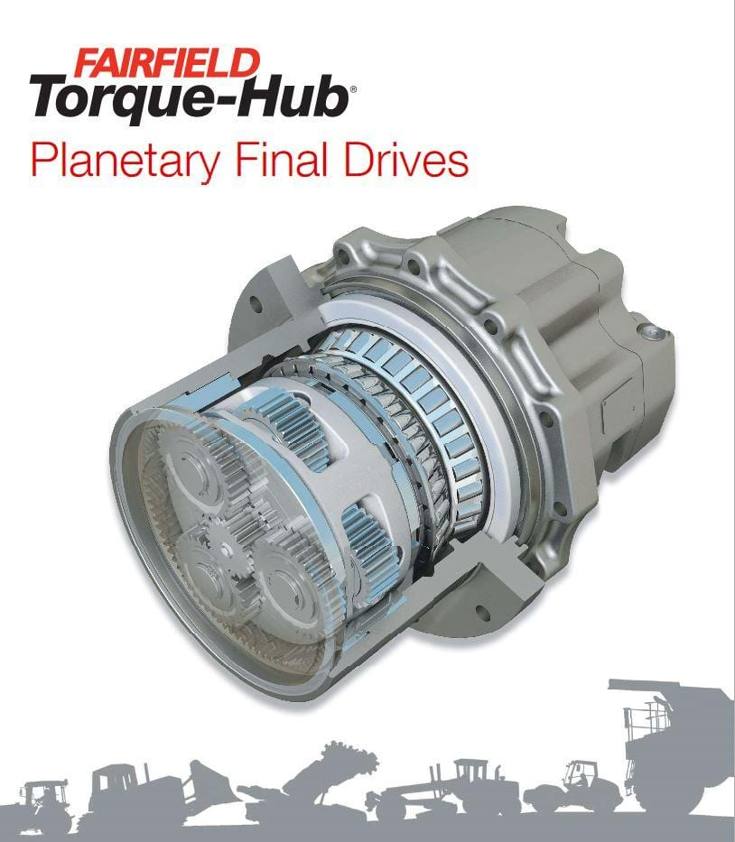 Torque-Hub® Planetary Drives Brochure - English