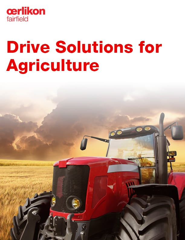 Agriculture Drives Brochure - English