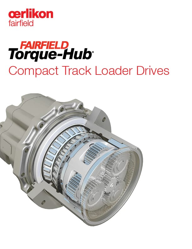 Compact Track Loader Drives Brochure - English
