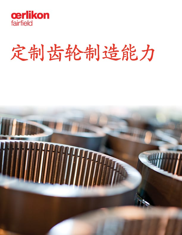 Custom Gears Brochure - Chinese