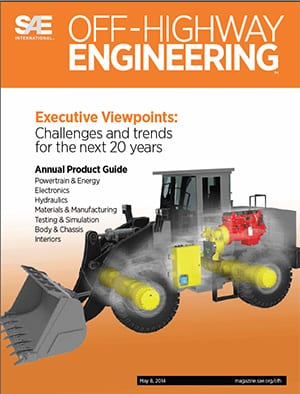 SAE International Off-Highway Engineering (May 2014) -