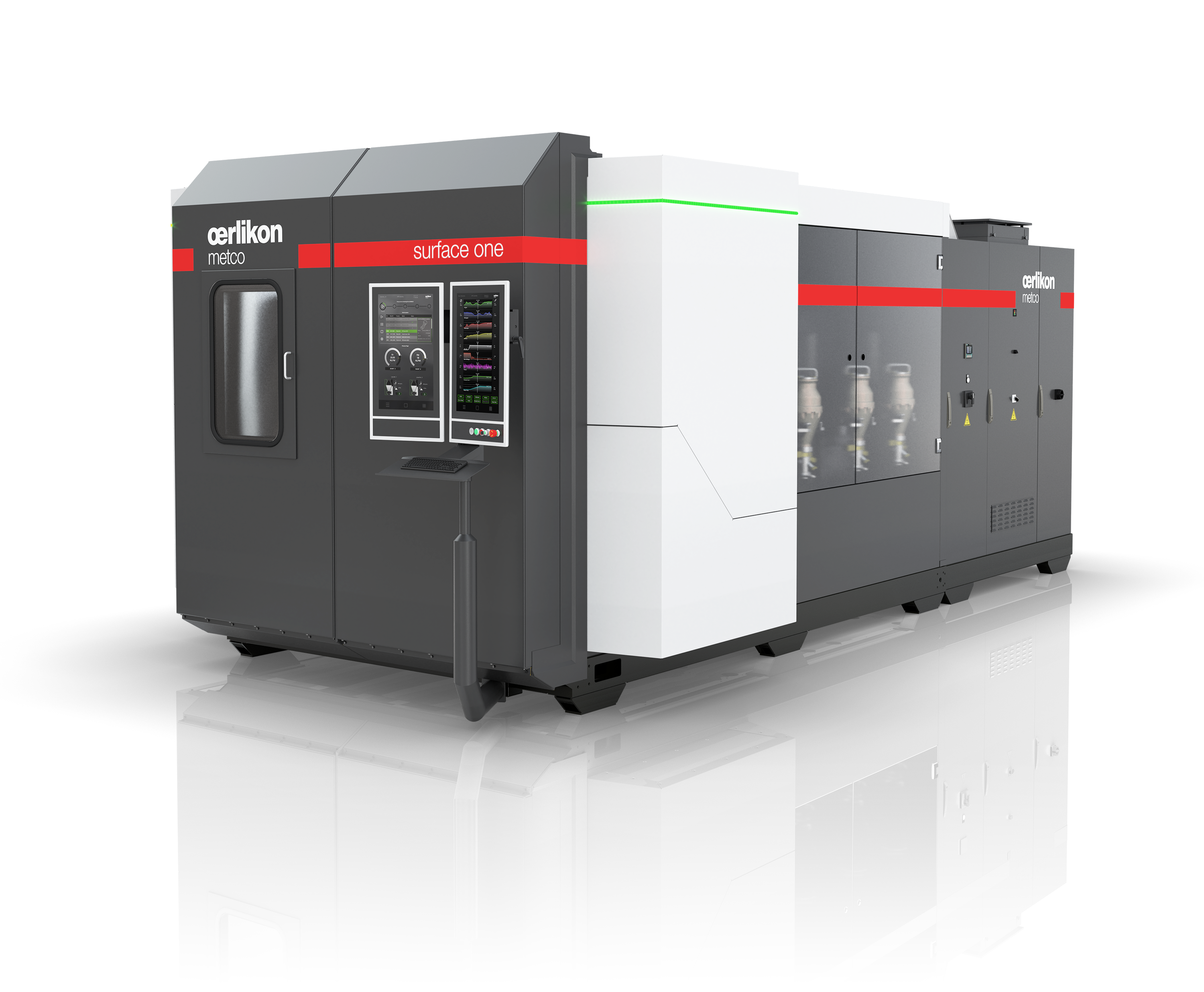 Oerlikon Metco Wins International Design Awards with Innovative Thermal Spray Coating Machine
