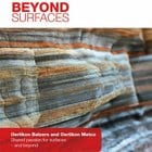 Edition Fall 2016 <br> BEYOND SURFACES