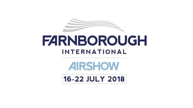 Farnborough International Air Show 2018
