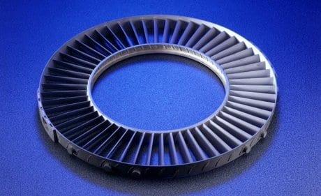 Aero Engine Components 171 Oerlikon Metco