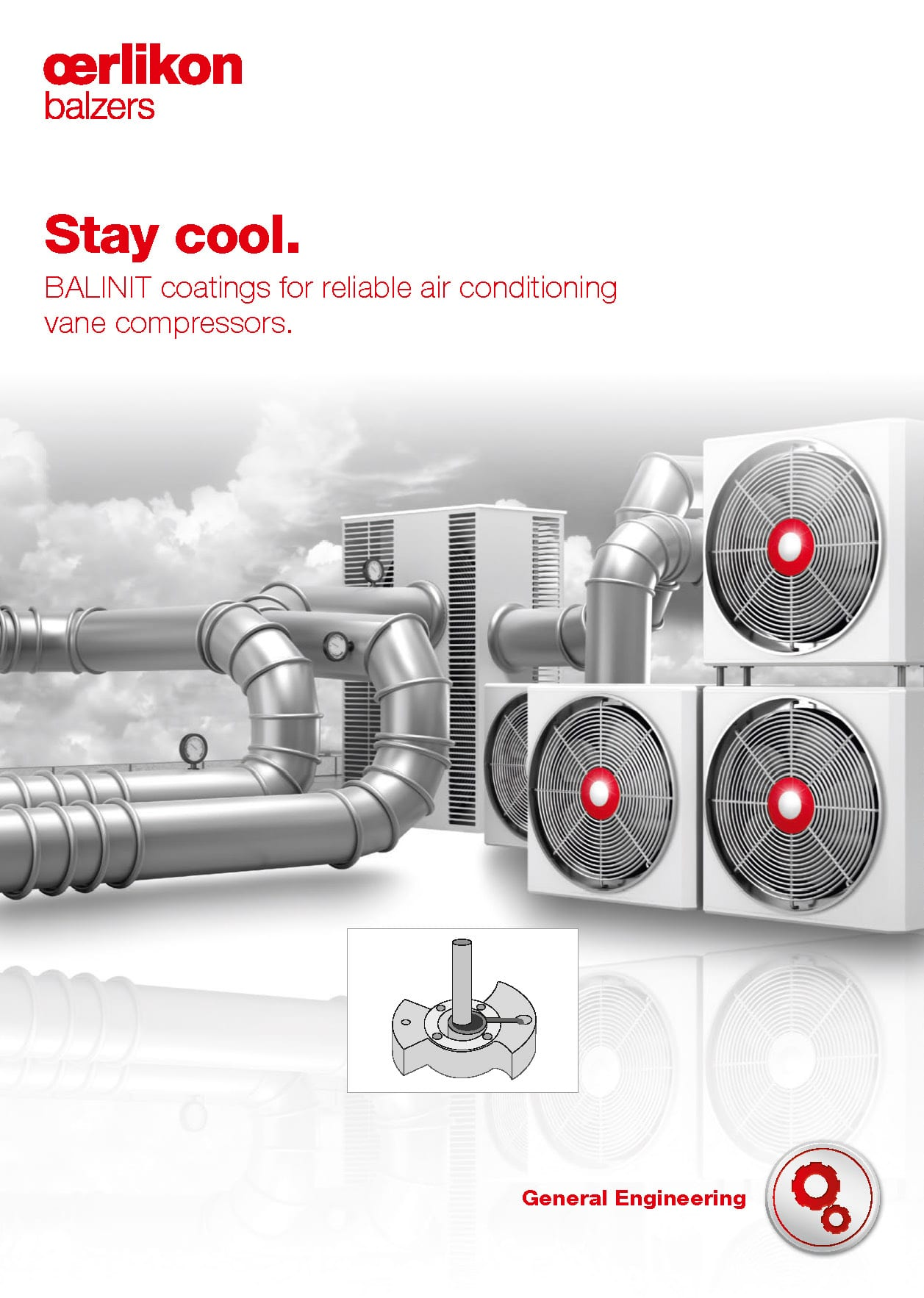 Air conditioning - Stay cool