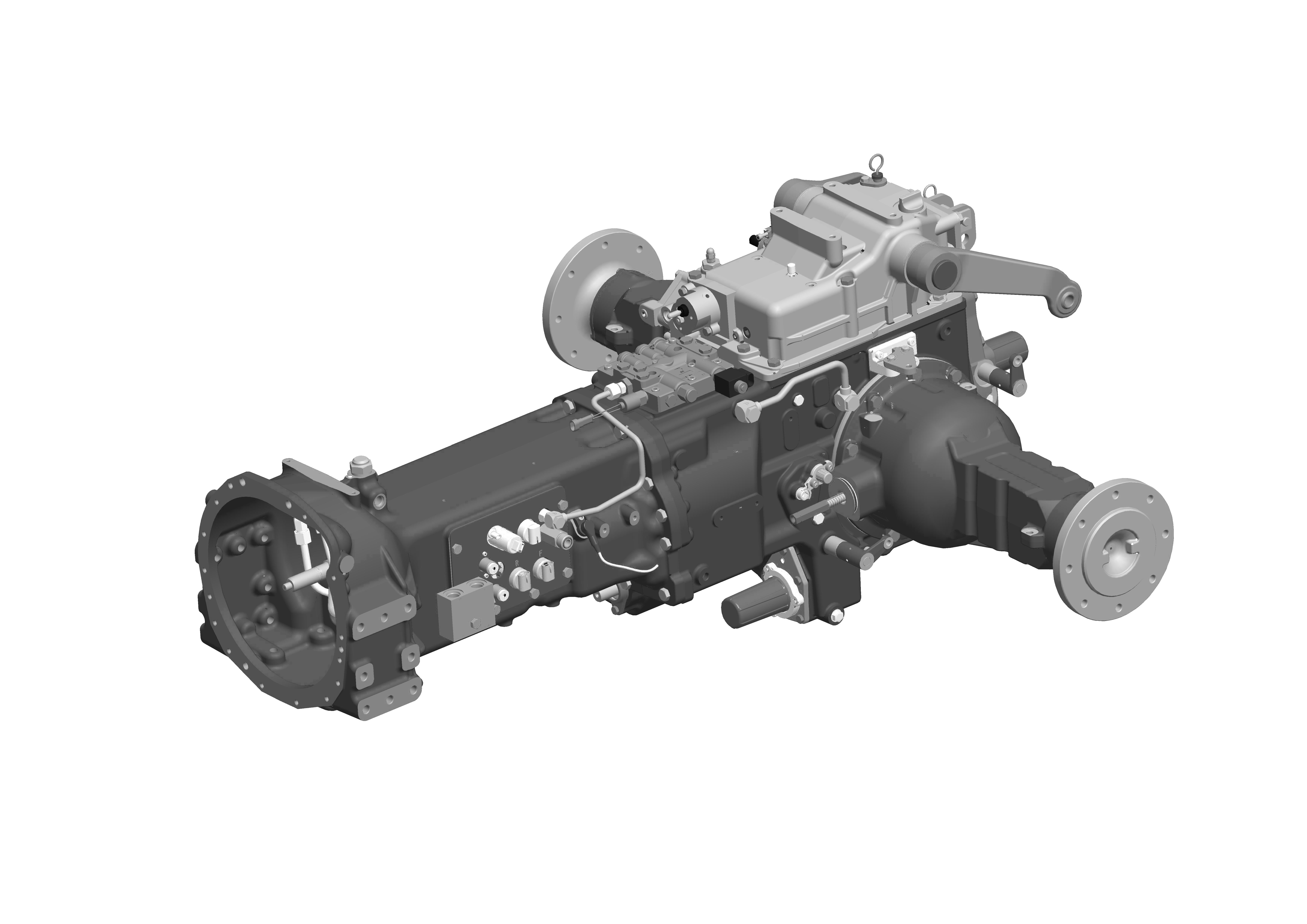 Drivelines and CVT (continuously variable transmission) for agricultural equipments