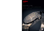 High-end decorative coatings for watches