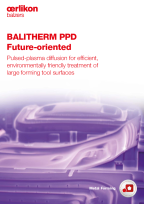 BALITHERM<sup>®</sup> PPD - for large forming tool surfaces