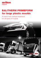 BALITHERM<sup>®</sup> PRIMEFORM - A brand new surface treatment for all sizes of moulds